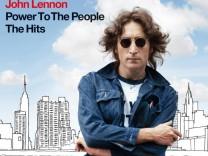!!!Achtung! NUTZUNG NUR IM ZUSAMMENHANG MIT ENTSPRECHENDEM ARTIKEL!!!! NICHT VERWENDEN!!! John Lennon - Power to the People cd cover