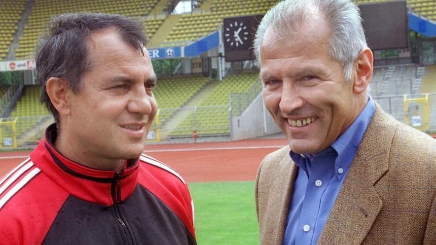 Georg Volkert, Felix Magath