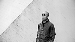 Chinesischer Schriftsteller Liao Yiwu besucht Berlin