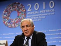 Jahrestagung Internationaler Währungsfonds IWF