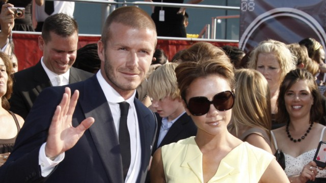 David Beckham,Victoria Beckham