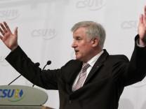 CSU-Bezirksparteitag in Oberfranken