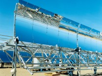 Europaeisch-afrikanisches Solarstrom-Projekt 'Desertec' gestartet