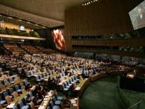 Keine UN-reform bei 60. Generalversammlung der Vereinten Nationen, 2005