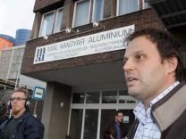 Chemieunfall in Ungarn - MAL-Geschäftsführer Bakonyi