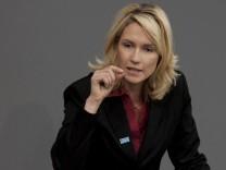 Bundestag SPD Parteivize Manuela Schwesig