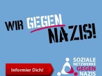 Soziale Netzwerke gegen Nazis