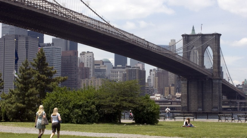 DUMBO und Little Odessa: Flair und Kultur in Brooklyn