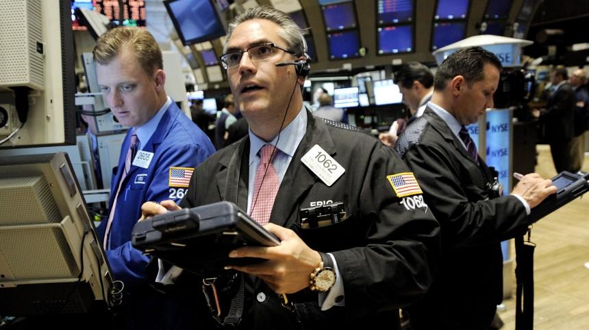 Boni satt: Wall-Street-Banker erwarten Geldsegen