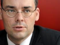 SPD-Generalsekretär Peter Friedrich