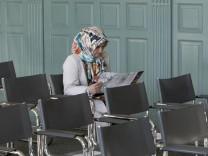 Beginn der Fortbildung fuer Imame an der Universitaet Osnabrueck