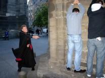 Happy Halloween: Auf Geisterjagd durch Edinburgh