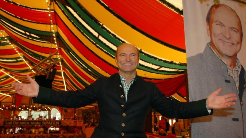 Oktoberfestwirt Sepp Krätz, 2006