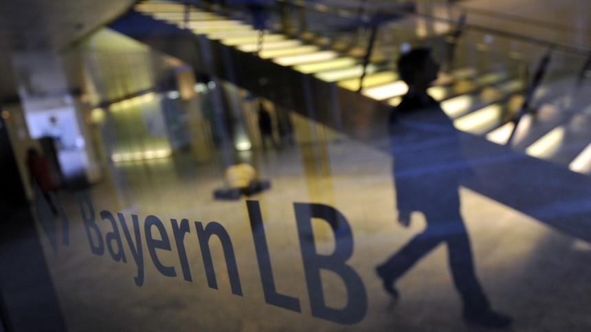 Bayernlb Delikate Post Von Der Landesbank Bayern Süddeutschede