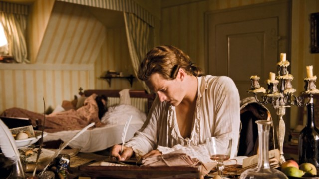 Themendienst Kino: Goethe!