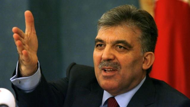 Abdullah Gül Abdullah Gül im SZ-Gespräch