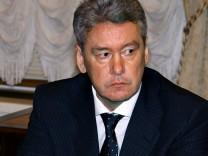Putin baut Führungsmannschaft um - Sobjanin