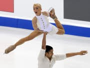 Eiskunstlauf-WM Aljona Savchenko und Robin Szolkowy dpa