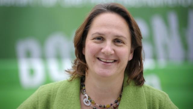 Theresa Schopper, Grüne Landesvorsitzende Bayern