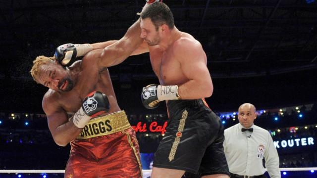 Boxen: Klitschko gegen Briggs -