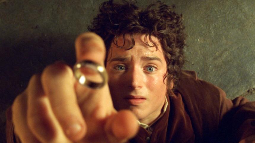 """Elijah Wood in dem Film """"Herr der Ringe: Die Gefährten"""""""