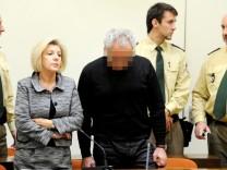 Mord-Prozess Waschküche Landgericht