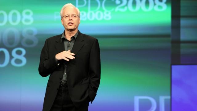 Microsoft-Visionär Ray Ozzie geht