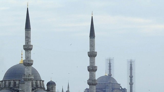 To match Reuters Life! TRAVEL-ISTANBUL/