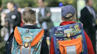 Bei der Wahl des Schulwegs auf die Sicherheit achten