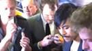 U-Bahn-Band spielt iPhone Hit