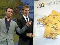 Tour de France - Präsentation der Strecke 2011