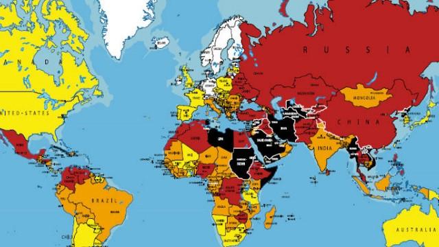Index Pressefreiheit