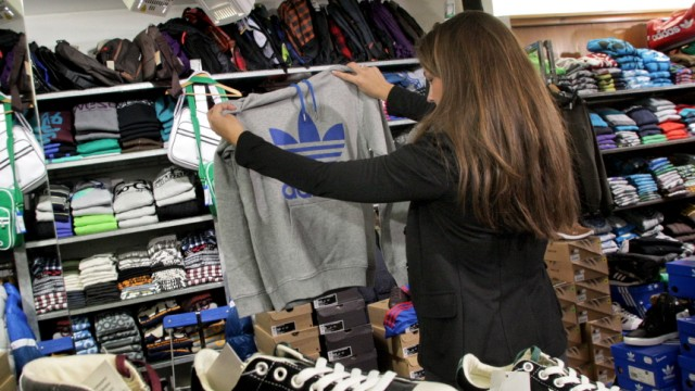 Markenkleidung Markenwahn in der Schule