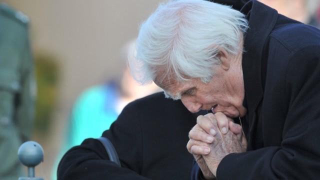 Fuchsberger besucht Todesort seines Sohnes
