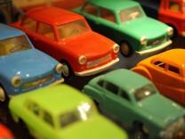 Ausstellung zeigt Spielzeug aus DDR-Zeiten