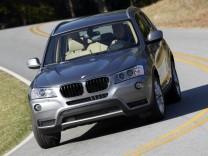 BMW X3, BMW, X3, SUV, Geländewagen
