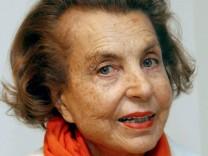 Liliane Bettencourt wird 88