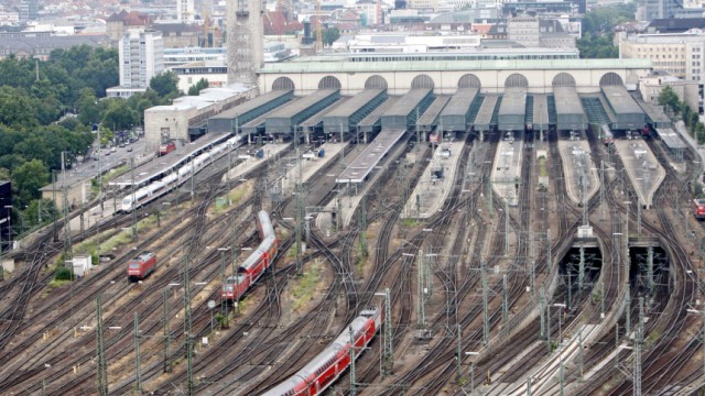 Stuttgart 21 Deutsche Bahn und Stuttgart 21