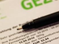Rundfunkgebühren - GEZ