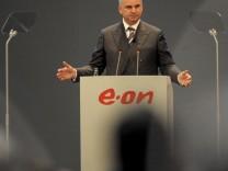 Eon - Hauptversammlung