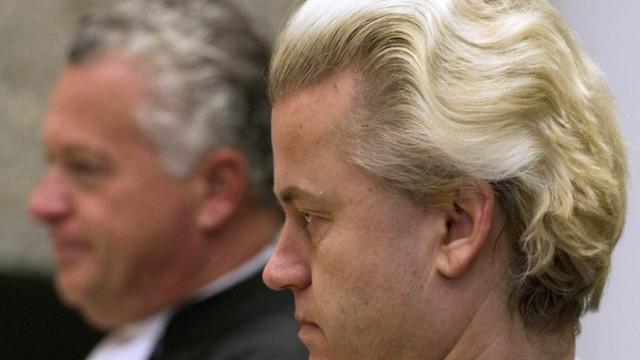 Geert Wilders, Bram Moszkowicz