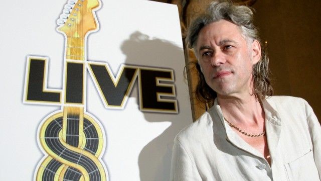 Bob Geldorf, 2005