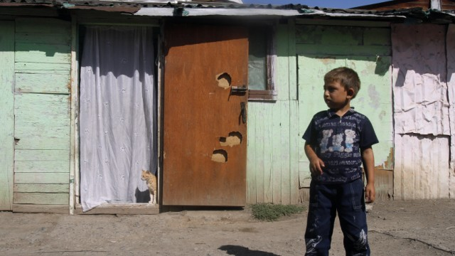 Roma BRD: Roma-Abschiebung