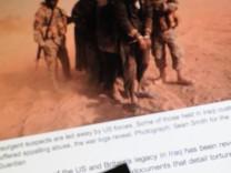 'Guardian': 400.000 Irak-Krieg-Dokumente bei WikiLeaks