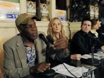 Danny Glover, Melissa Etheridge, Hal Sparks