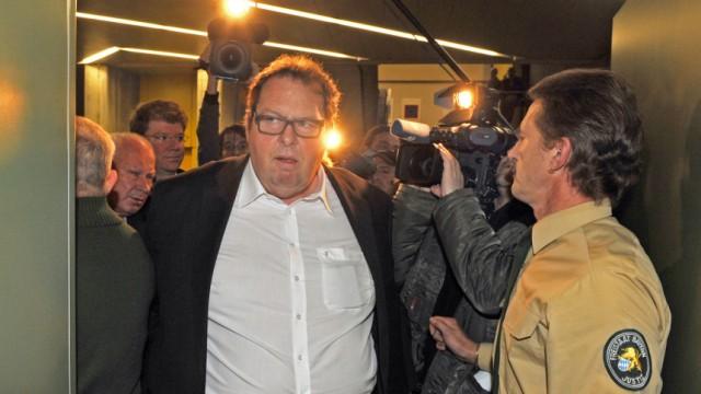 Prozessbeginn Otti Fischers Prostituierten-Affäre