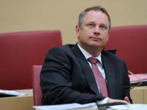 Ministerbefragung zur BayernLB