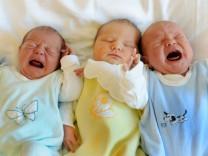 Babyboom an Universitätsfrauenklinik in Leipzig