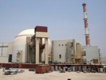 Atomkraftwerk bei Buschehr