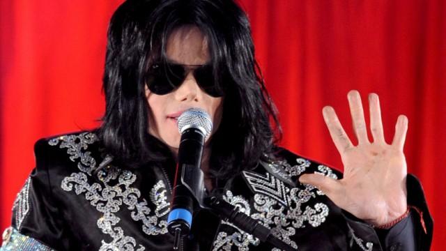 Rekordvertrag für Alben von Michael Jackson